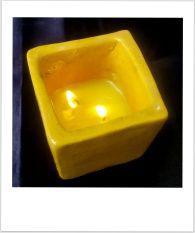 Etape 1 utilisation bougies de massage