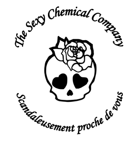 Logo, slogan The Sexy Chemical Company