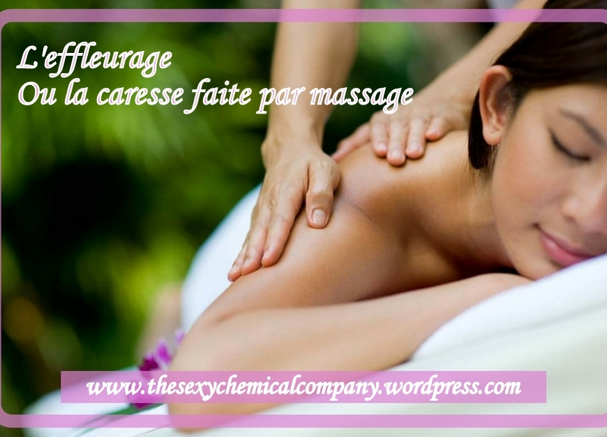 l'effleurage - une caresse faite massage