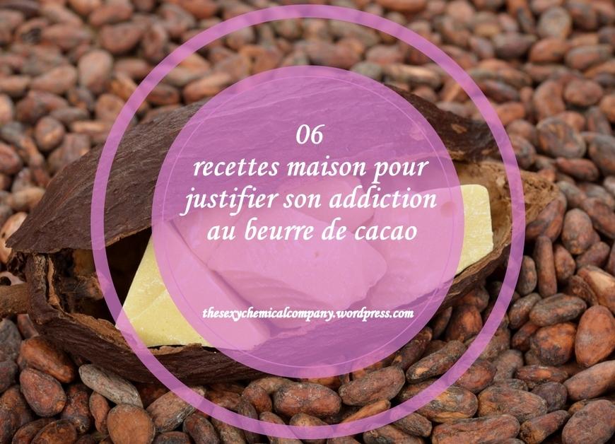 06 recettes maison pour justifier son addiction au beurre de cacao