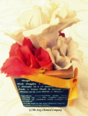Mini pots de fleurs en céramique: une autre façon de réutiliser vos pots en céramique.