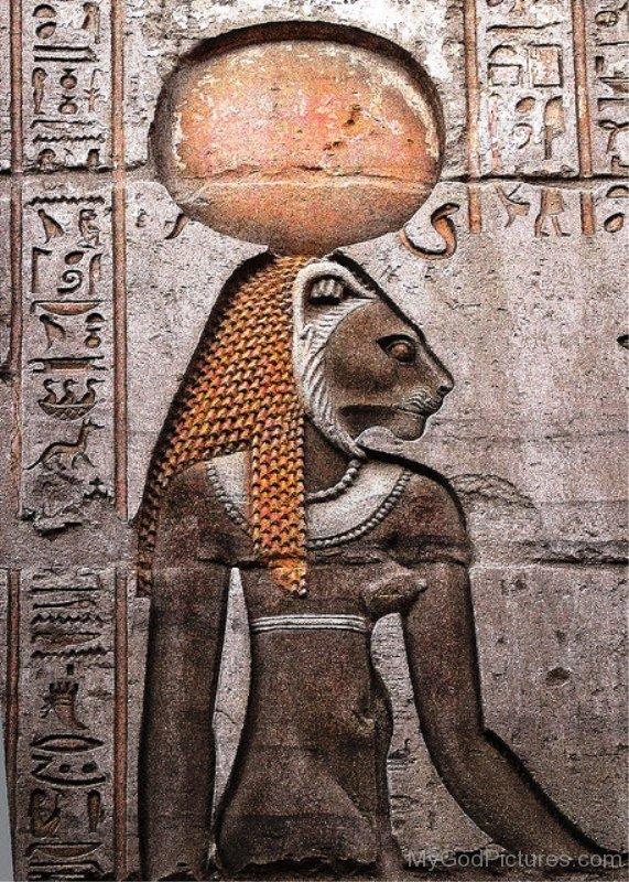 Sekhmet - la déesse impliquée dans le massage égyptien