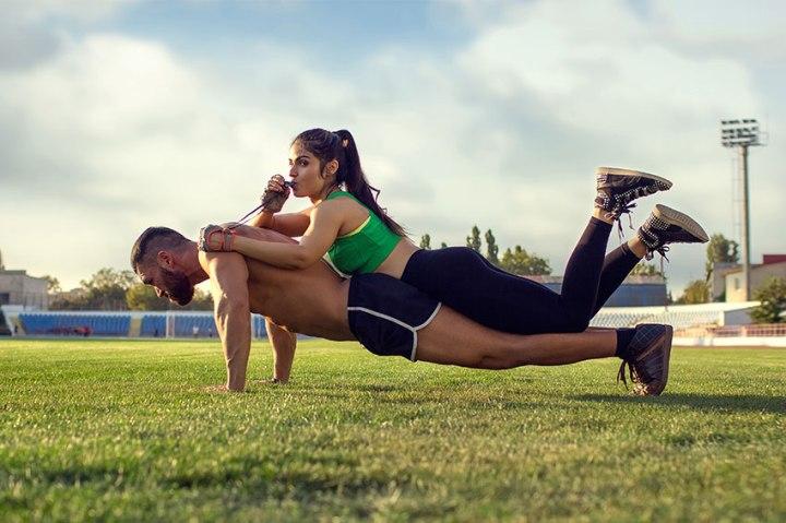 Le massage sportif - pour qui ?