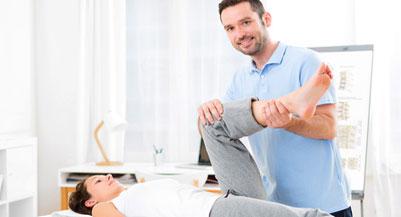 massage sportif - kinésithérapeute