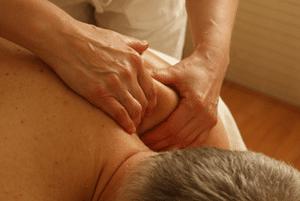 pétrissage-massage