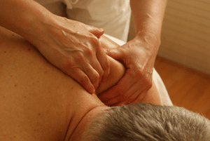 pétrissage-massage