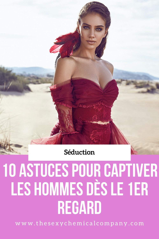 10 astuces pour booster ton sex appeal - le captiver dès le premier regard - pin it!