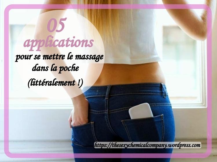 05 applications de massage à adopter