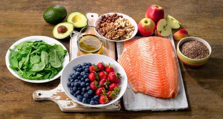 alimentation équilibrée - manger sain - aide à lutter contre la dépression