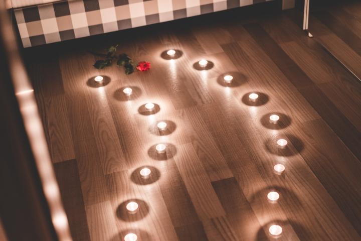 05 idées de soirée romantique maison - soirée cocooning beauté diy maison