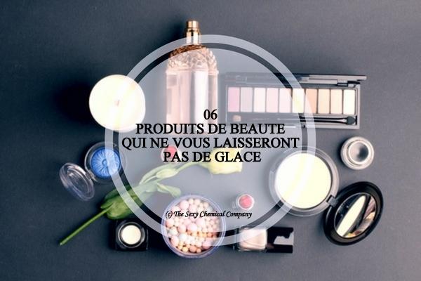 06 produits de beauté cosmétiques hors du commun WTF