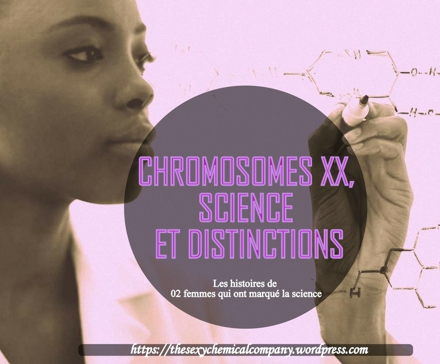 femme et science_ CHROMOSOMES XX, SCIENCE ET DISTINCTIONS