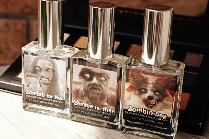 zombie for... cosmétique WTF extraordinaire hors norme produit de beauté parfum