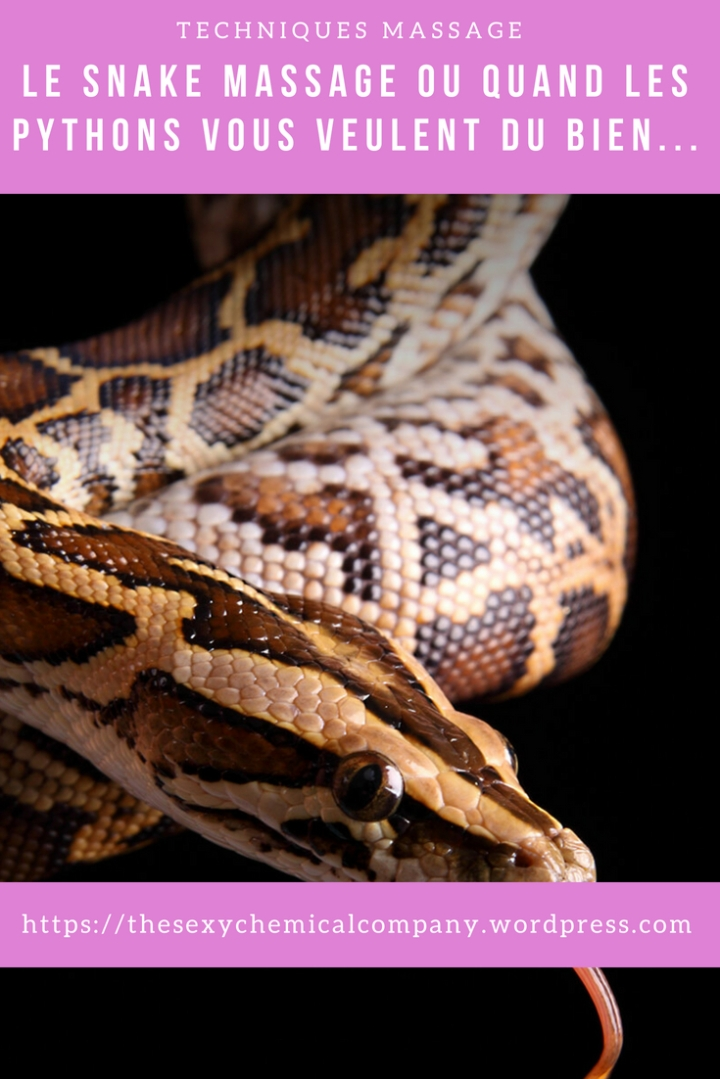 le snake massage