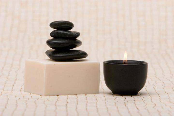 chauffer les basaltes - le massage aux pierres chaudes