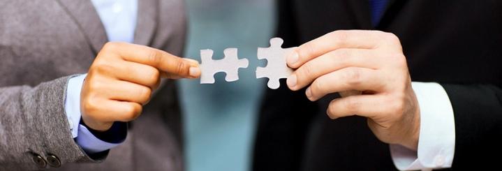 conseil démarrer une entreprise avec petit budget - prendre un associe