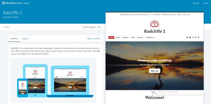 le blog fait peau neuve - theme radcliffe 2 - the-sexy-chemical-company