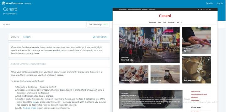 le-blog-fait-peau-neuve-theme-wordpress-canard-categorie-entrepreneuriat