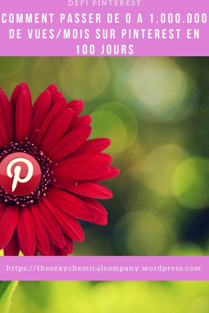 booster la visibilité de ton blog grace à pinterest - passer de 0 à 1 million de vues en 100 j