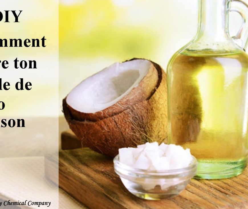 DIY comment faire son huile de coco maison