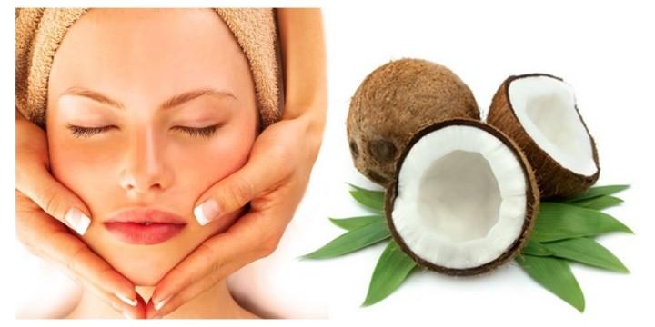 utiliser huile de coco en massage
