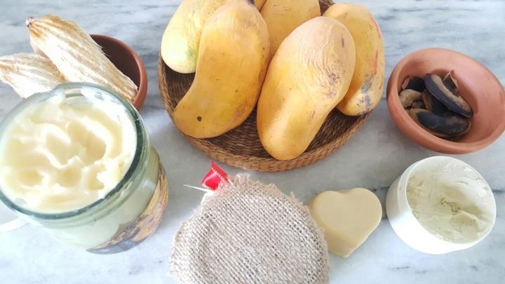 beurre de mangue - top 05 des beurres vegetaux utilises en massage