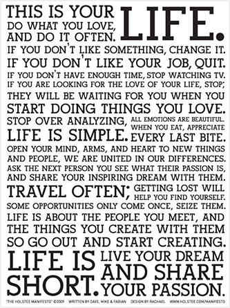 05 conseils pour être plus heureux - vivre selon ses valeurs