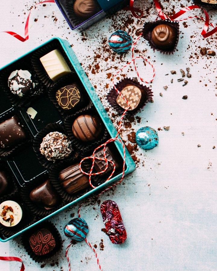 chocolat saint valentin - 05 idées de cadeaux qui titilleront ses sens pour la saint valentin