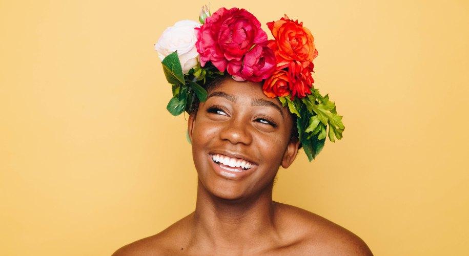 5 conseils pour être heureux - sourire à la vie