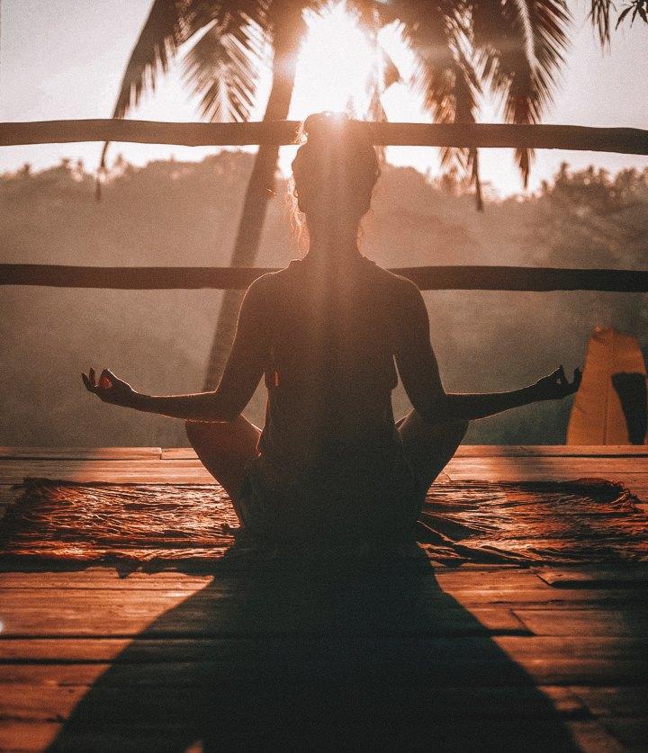 rituel bien être évacuer stress - méditer 30 minutes chaque jour