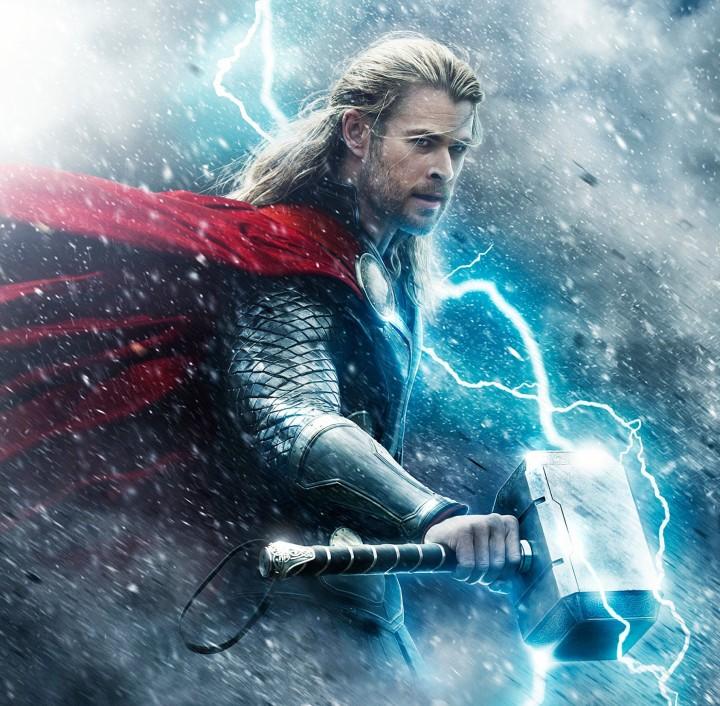 le plus fort des avengers thor
