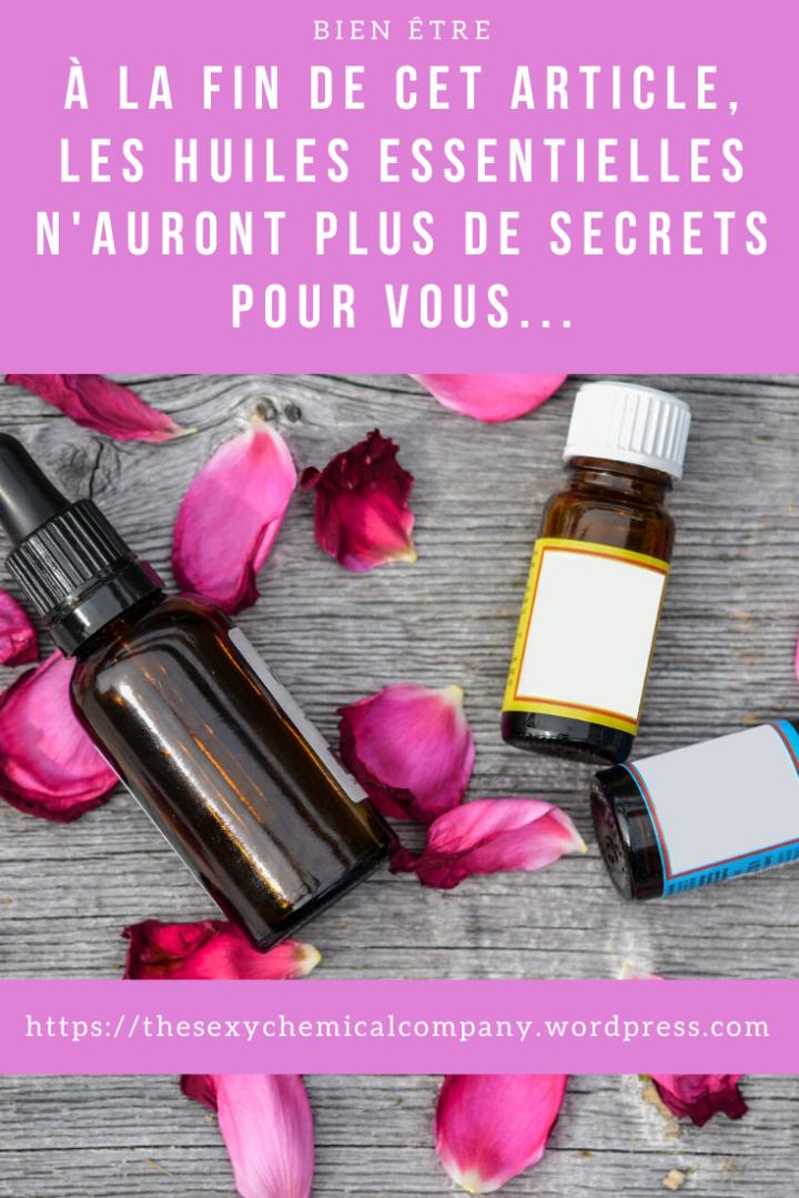 À la fin de cet article, les huiles essentielles n'auront plus de secrets pour vous - pin it!